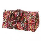 Vera Bradley Small Duffel Puccini  NWT Retired overnight weekend carryon