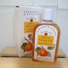 Crabtree-Evelyn Bath Shower Gel Apricot Kernel Oil • HTF 10.1 oz Disc'd body wash
