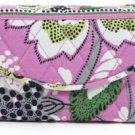 Vera Bradley Super Smart Wristlet Priscilla Pink smartphone ID wallet Retired NWT iPhone 4 5