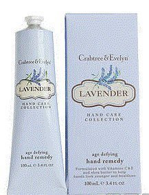 Crabtree Evelyn Hand Remedy age defying LAVENDER 3.4 oz 100ml  �  Large Size