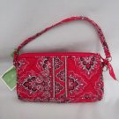 Vera Bradley Wristlet in Frankly Scarlet retired NWT tech phone small tablet purse