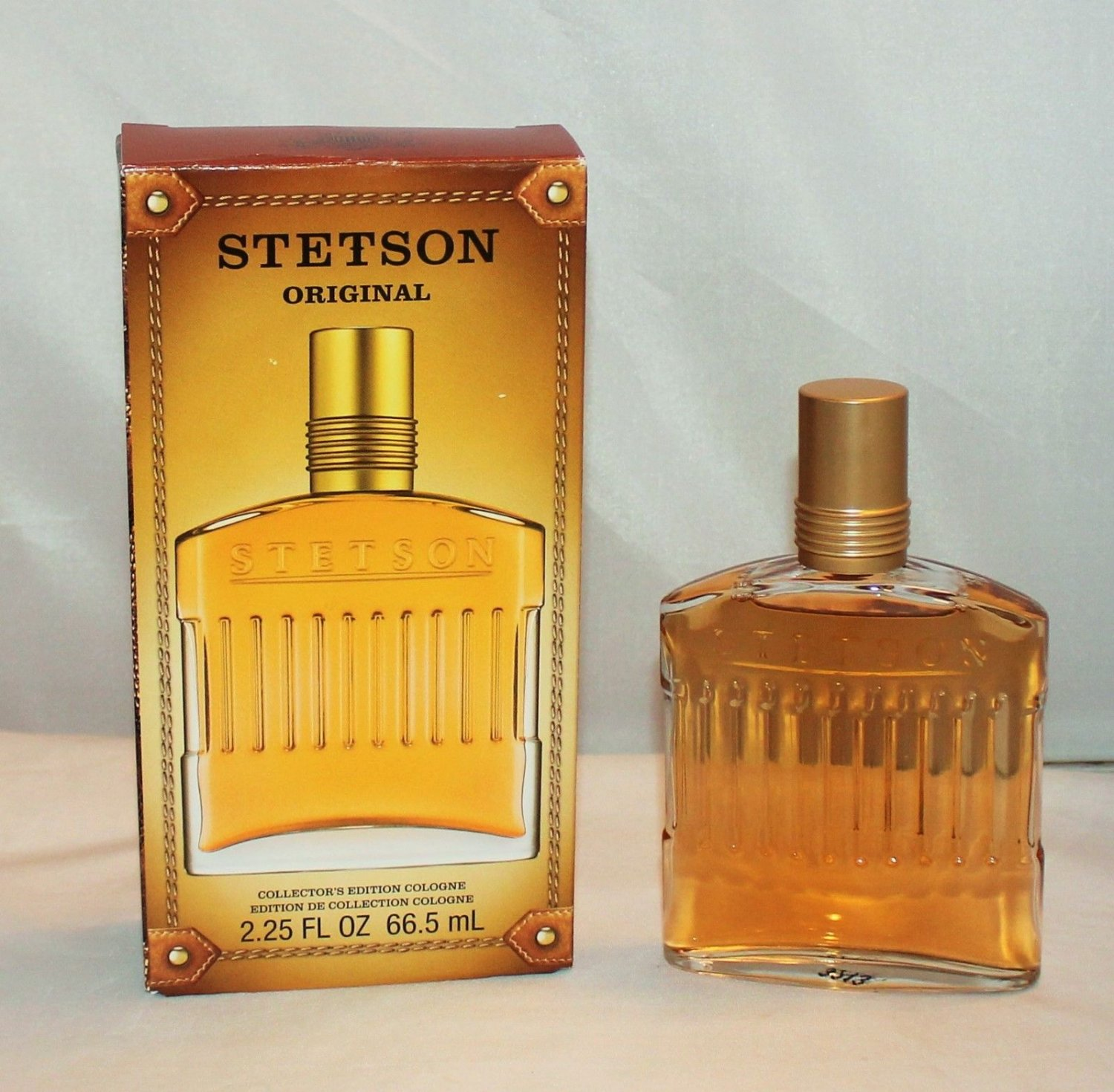Stetson Cologne  2.25 oz 66.5 ml Collector's Edition � gift men splash-on