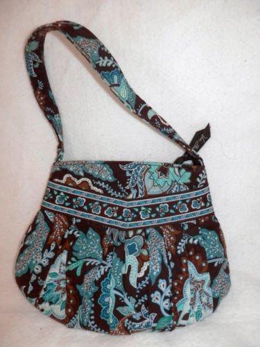 Vera Bradley Hannah Small Purse Evening Bag Java Blue Nwt Retired S