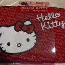 "Hello Kitty 9-11"" Laptop netbook Case neoprene sleeve tablet e-reader case  Sanrio KT4311RW"