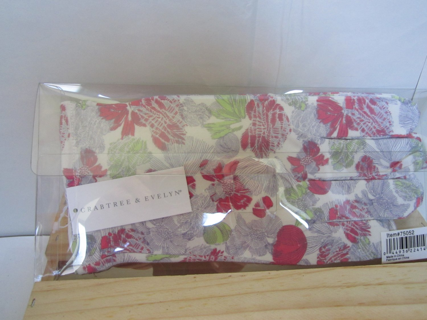 Crabtree Evelyn Moisture Gloves sleep treatment Arum Han Collection - Retired NWT  travel gloves
