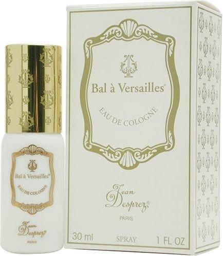 Bal a Versailles Jean Desprez EDC Spray Eau de Cologne 1 oz. 30 ml  perfume spray NIB