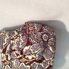 Vera Bradley Reversible Tote Slate Blooms shoulder bag retired purse