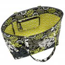 Vera Bradley Grand Tote Baroque large travel weekender NWT Retired