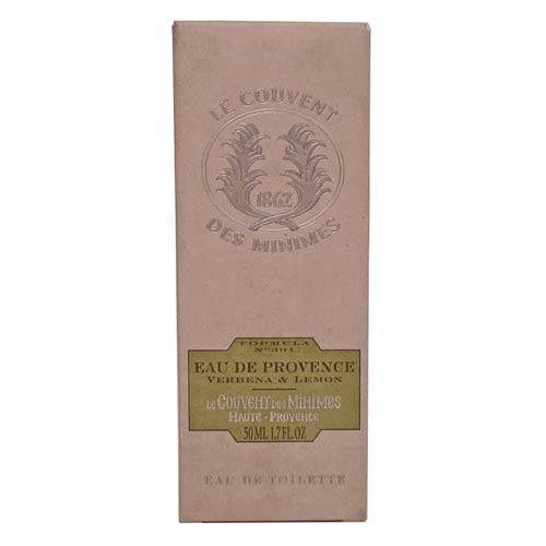Bath Body Works 3.4 oz. Verbena  Lemon EDT Eau de Toilette Le Couvent des Minimes L occitane large