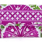 Vera Bradley Euro Wallet Julep Tulip  NWT Retired ID coin card case