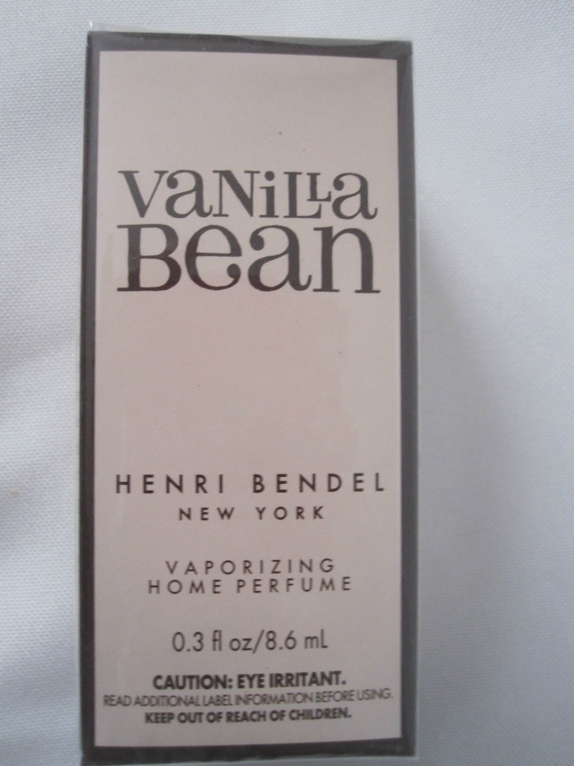 Henri Bendel Vanilla Bean X2 Home Perfume Vaporizing Oil FS  Bath Body Works simmer diffuser