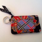Zip ID Case Vera Bradley Versailles card holder coin purse tech case wallet  NWT Retired