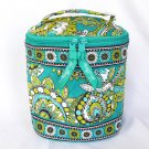 Vera Bradley Cool Keeper Peacock lunch bag insulated travel tote   Retired  VHTF