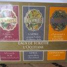 L occitane Eaux de Toilette Orange Rose Vanilla  0.68 oz. 20ml essential oil eau de toilette   Disc
