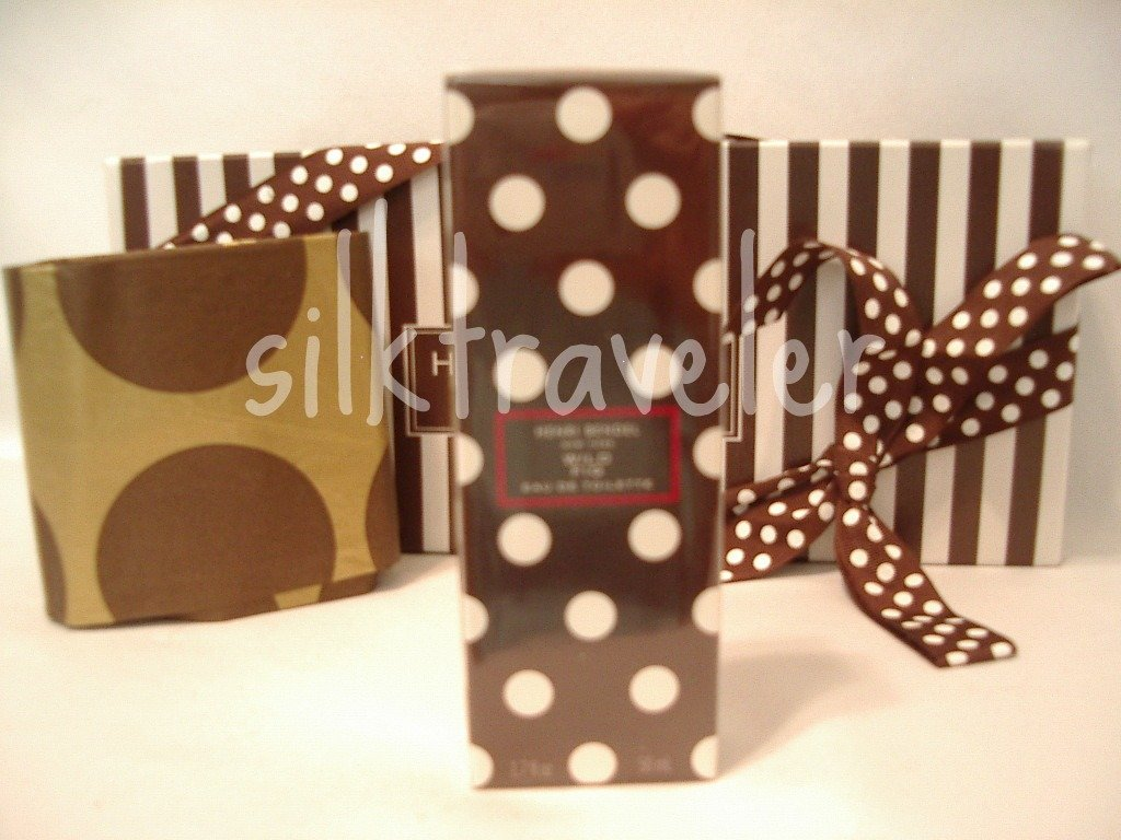 Henri Bendel Wild Fig Giftbox + carded Vial FS Bath Body Works  1.7 oz/50 ml   VHTF original