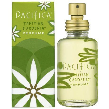 Pacifica Spray Perfume Gardenia TWO  1 oz. 29ml 100% vegan fragrance spray