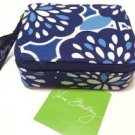 Travel Pill Case Vera Bradley Petal Splash NWT 7 Day 8 section medication organizer