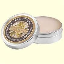 L'occitane Vanilliers Solid Perfume tin FS 0.3 oz 10 ml  Vanilla Eau des Vanilliers  Rare Disc'd