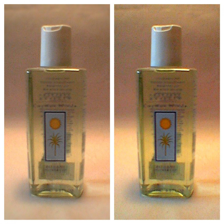 Crabtree Evelyn Cayman Winds X2 Bath Shower Gel  6.8 oz. unboxed FS body wash Retired
