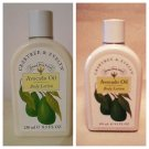 Crabtree Evelyn Avocado Oil X2 Body Lotion  8.5 oz 250 ml UNboxed  Discontinued size