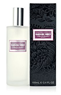 Crabtree Evelyn Room Spray X2 Anakkara Amber  Home Fragrance   Vanilla Cardamom  3.4 oz