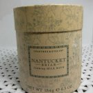 Crabtree Evelyn Nantucket Briar foaming Milk Bath FS  Rare  bath salt