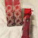 Crabtree Evelyn Scented Tassel Noel Set/3 home fragrance ornament  holiday balsam mulling spice