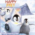 Happy Feet Blanket