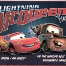 Disney Cars Fleece Blanket