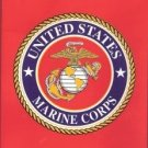 Marines Fleece Blanket