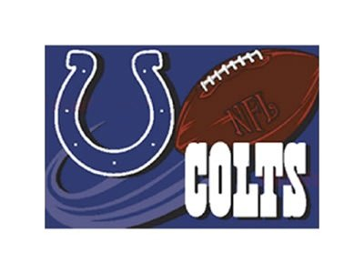 NFL Rug - Indianapolis Colts