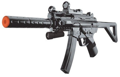 MP5A7H Airsoft Rifle w/ Laser