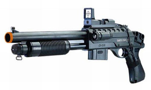 AirSoft Shotgun - Pump Action Shotgun