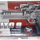 "12"" Electric Pistol w/ Laser and Light"