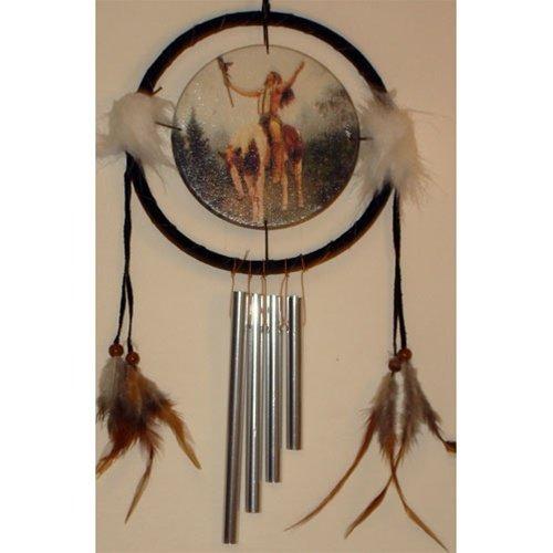 Indian Dreamcatcher w/ Windchime