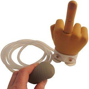 X-Finger Middle Finger Road Rage Device