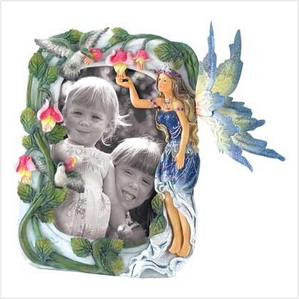 Garden Fairy Photo Frame