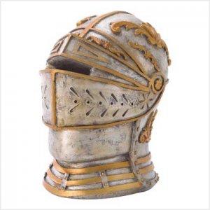 Warrior Head Money Bank