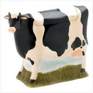 Cow Cookie Jar