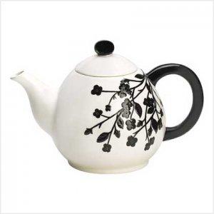 Flower Blossom Teapot