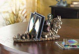 Grim Reaper CD Holder