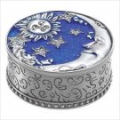 Celestial Pewter Trinket Box