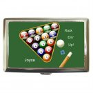 Billiards Pool Customized Cigarette/Money Case
