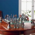Deluxe Civil War Chess Set