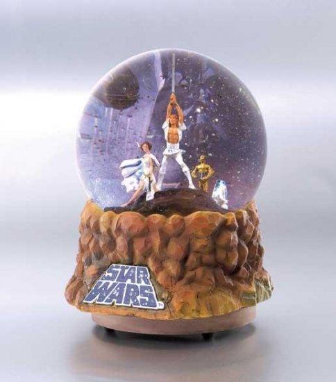 Star Wars Commemorative Globe