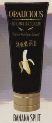 Oralicious Banana Split
