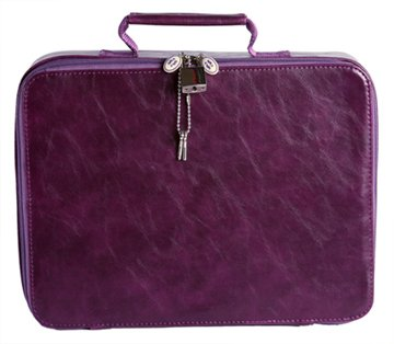 Adult ToyBox (Purple Faux Leather)
