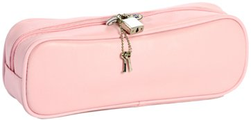 Foot Long (Pink Faux Leather)