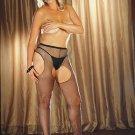 Cairo Fishnet Open Crotch Pantyhose Queen