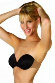 Strapless & Backless Padded Bra